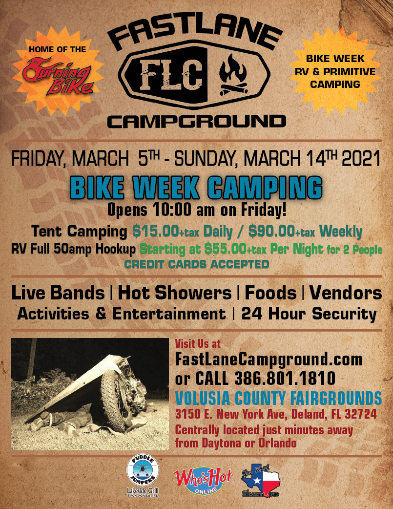 Campground Flyer